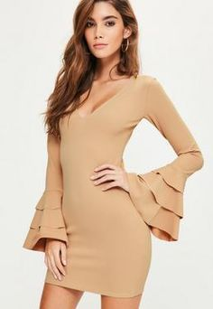 News flash, we've got new dresses dropping daily & they are everything. Shop range from formal dresses, prom dresses, party & going out dresses. Plunging Neckline Dress, Bodycon Dress With Sleeves, Going Out Dresses, Cute Dresses, Prom Dresses, Ruffle Dress, Peplum Dress, Cindy Mello, New Dress