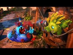 "Official Skylanders Trap Team: ""Inside The Trap"" Trailer - YouTube"
