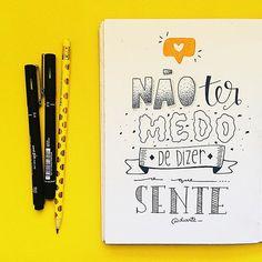 não mesmo  #sketchbookdiarte #diarte_ #handmade #handlettering #lettering #type #art #vivaseulettering #medáumcicerotalitosa