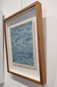 Laurel Holmes: Water Study V: fine art | StateoftheART Canvas Size, Oil On Canvas, Original Paintings, Study, Couch, Fine Art, Cabinet, Gallery, Water
