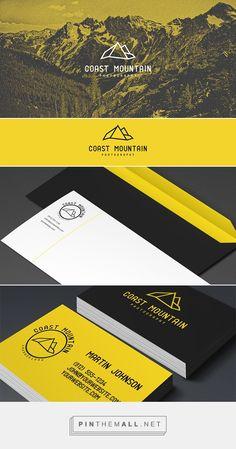 Coast Mountain Photography on Behance - created via https://pinthemall.net