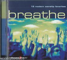 VINEYARD MUSIC - Breathe /Modern Worship - Christian Music CCM Praise Worship CD