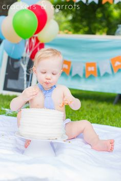 First Birthday Party cake smash #carrotcake #recipe #cakesmash #birthday #first #cake #smash #wholegrain