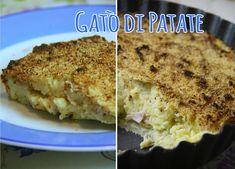 Gatò di patate - Le Ricette dell'Amore Vero