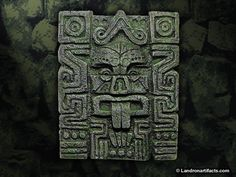 Aztec/Mayan Inspired Wall Relief Designs - Page 2 Mayan Glyphs, Reptile Decor, Mayan Tattoos, Native American Images, Ancient Goddesses, Aztec Art, Mesoamerican, Historical Artifacts, A Level Art