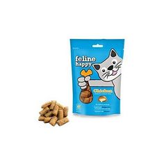 VetIQ Feline Happy Treats for Cats Chicken 60g Pack of 4 -- See this great product. (This is an affiliate link) #CatTreats