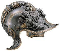 Рыцарские доспехи Филиппо Негроли (XVI века) : vakin