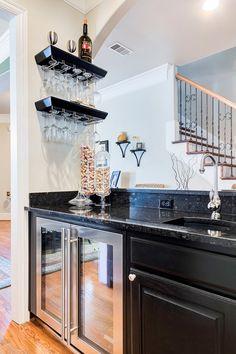 Kitchen Design Dallas Tx Impressive In Home Bars  Bar Cabinetry Design And Inspiration  Kitchen Review