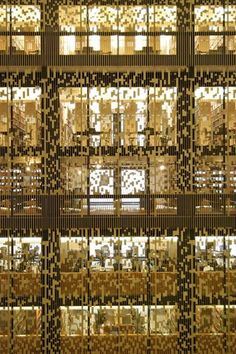 NYU Bobst Library Renovation / Joel Sanders Architect  Screen