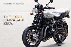 Top 5 Kawasaki Z1 and Z1000 customs   Bike EXIF Good.