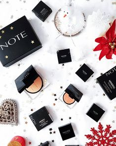 """510 Likes, 15 Comments - Georgiana Cristina Nae (@georgianakristina) on Instagram: """"Falling in love with @notecosmeticsromania Mineral products 😍 Love the packaging and the details of…"""""""