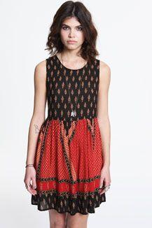I NEEEEEED THIS Minkpink Scorpio Rising Mini Dress