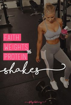 Fit Girl's Guide To Protein Shakes – Do We Need Whey + A List Of The Best Protein Powders For Women – Fit Girl's Diary