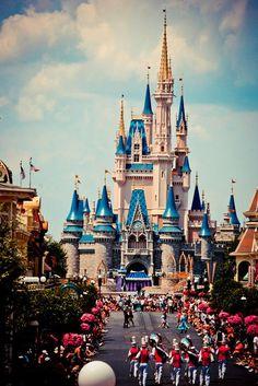 El palacio de Disney