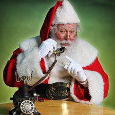 Get A Free Call From Santa Claus, Personalized With Your Child's Name For Christmas 2012