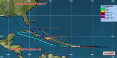 Tracking Invest 97 In The Atlantic - Home Town Weather - Hurricane Central