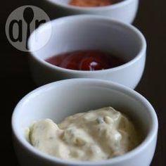Photo recette : Sauces pour pierrade