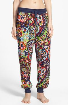 Josie 'Hollywood Boho' Dorm Pants available at #Nordstrom