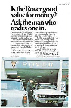 Rover P6, Car Rover, Auto Rover, Car Advertising, Ads, How To Make Tea, Commercial Vehicle, Motor Car, Jaguar