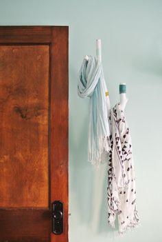 tree branch scarf holder | farm fresh therapy.jpg