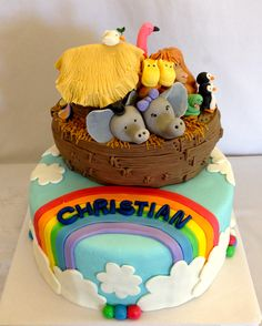 I love the bottom cake