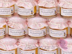 chrzest święty, mały słoiczek miód, mini słoiczek, miód, miód blog, miód…