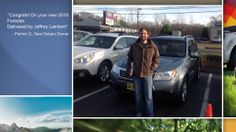 Dear Patrick Galligan   A heartfelt thank you for the purchase of your new Subaru from all of us at Premier Subaru.   We're proud to have you as part of the Subaru Family.