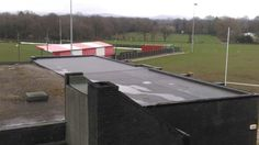 Manchester Rugby Club Roof Replacement