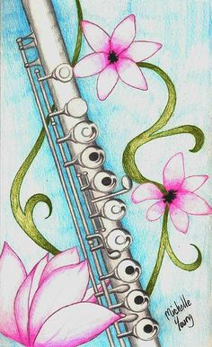 .reminds me of when I use to play flute.