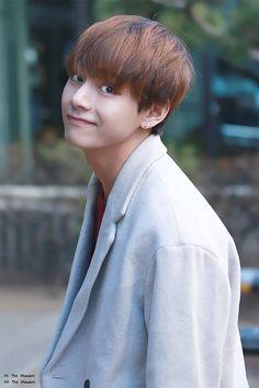 #V #Taehyung This cutie °w°