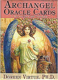 Cómo leer cartas de los arcángeles de Doreen Virtue: Oráculo de los arcángeles por Doreen Virtue