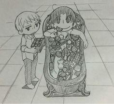 Kaoru Asahina x Isaka Ryuichiro