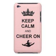 cheerleading phone case... WANT!!!!!
