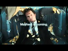 All of the Mayhem Like Me commercials LOVE them Dean Winters in hilarious