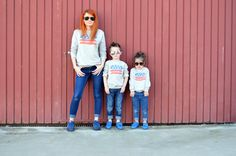 Hermanos combinados Mother And Child, Children, Style, Fashion, Kids Fashion Blog, Vestidos, Sons, Sweatshirt, Siblings