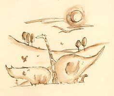 Artista Blog: Sketch // Vázlat