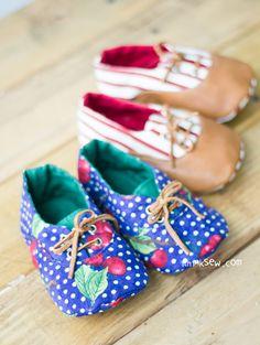 674 Kath Baby Shoes PDF Pattern