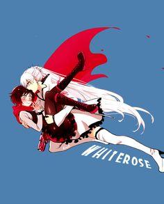 rwby Part 10 - - Anime Image Rwby Anime, Rwby Fanart, Yuri Anime, Anime Art, Yuri Love, Rwby White Rose, Rwby Rose, Rwby Weiss, Rwby Blake