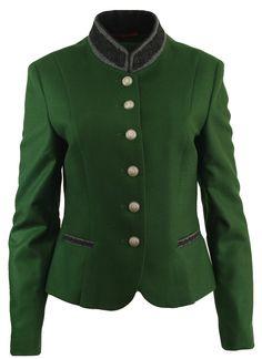 Trachten Jacke Anno Domini grün