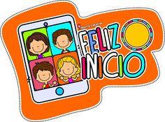 Virtual Class, School Frame, School Classroom, Kids And Parenting, Activities For Kids, Homeschool, Teacher, Clip Art, Stickers