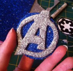 How To Make Your Own Geeky Hair Accessories [Feature] #DIY #geekcrafts #hair