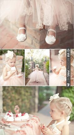 Flower Girl. | CHECK OUT MORE IDEAS AT WEDDINGPINS.NET | #weddings #flowergirls #ringbearers