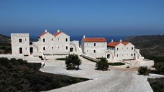 Greece, Beautiful Places, Mansions, House Styles, Holidays, Image, Home Decor, Greece Country, Holidays Events
