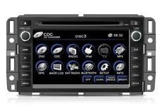 "OEM Replacement DVD 7"" Touchscreen GPS Navigation Unit For Chevrolet Chevy (07-12 Avalanche / Silverado / Suburban / Tahoe / Traverse, 07-12 Impala, 07- 09 Chev Equinox, 06-08 Chev Monte Carlo, 08-12 Express Van) With OnStar Supported,XM,Radio (AM/FM),iPod Interface,Bluetooth Hands Free,USB, AUX Input,US & Canada Map,Plug & Play Installation by Simplesoft. $599.00. SimpleSoft's OEM replacement DVD GPS systems are unparalleled in the marketplace. SimpleSoft's systems are ..."