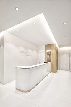 Clinic Interior Design, Lobby Interior, Clinic Design, Boutique Interior, Medical Office Design, Modern Office Design, Massage Room Design, Restaurant Hotel, Healthcare Architecture