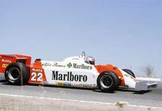 Mario Andretti Alfa Romeo 1981