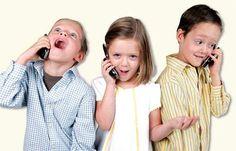 Electrónica Panamericana : ¡Mamá, papá: quiero un celular!