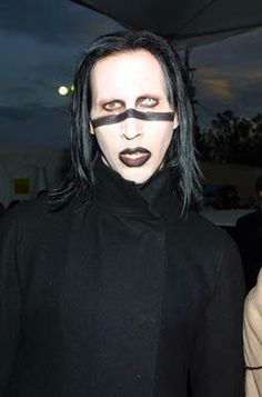 Halloween 2014 Marilyn Manson GORGEOUS!!