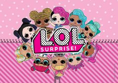 Your Guide to LOL Surprise Party Ideas! Get Lots of Laughs at this Birthday Party! Doll Birthday Cake, Girl Birthday Themes, Kids Party Themes, Birthday Party Decorations, Birthday Parties, Surprise Birthday, Party Favors, Happy Birthday, Party Ideas