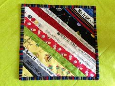 Project 8 in our Gifty Galore Quilt Along is now available! Click through for more details. #GG14
